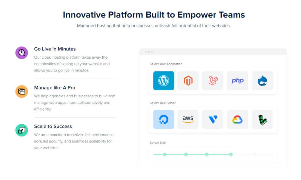 Innovative Platform Built To Empower Teams